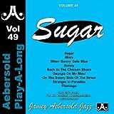 Sugar - With B3 Organ - Volume 49