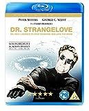 Dr. Strangelove [Import-UK, Region-free Blu-ray]