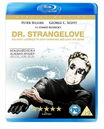 Dr. Strangelove [Import-UK, Region-free Blu-ray]