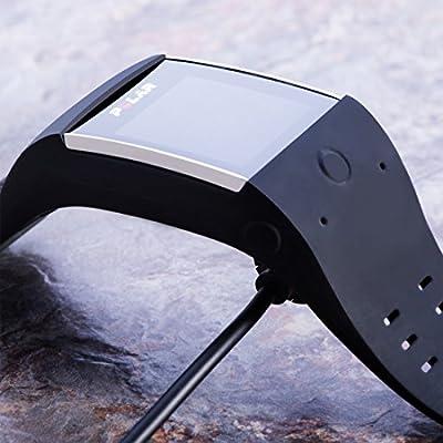 LOKEKE Polar M600 Câble de Chargement USB, Station Daccueil de ...