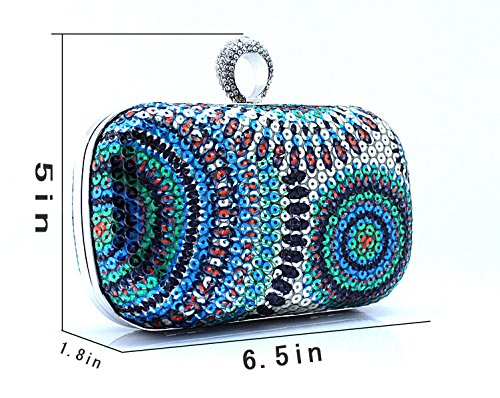 Purse STAR SNUG for Chain Women Evening Cocktail Rhinestone Clutch Detachable Handbag Evening Gold with xa0qIA