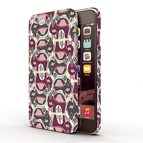 Koveru Back Cover Case for Apple iPhone 6 - Elephant Abstract