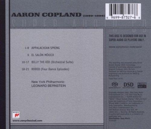 Appalachian Spring  (Multichannel/Stereo) by Sony