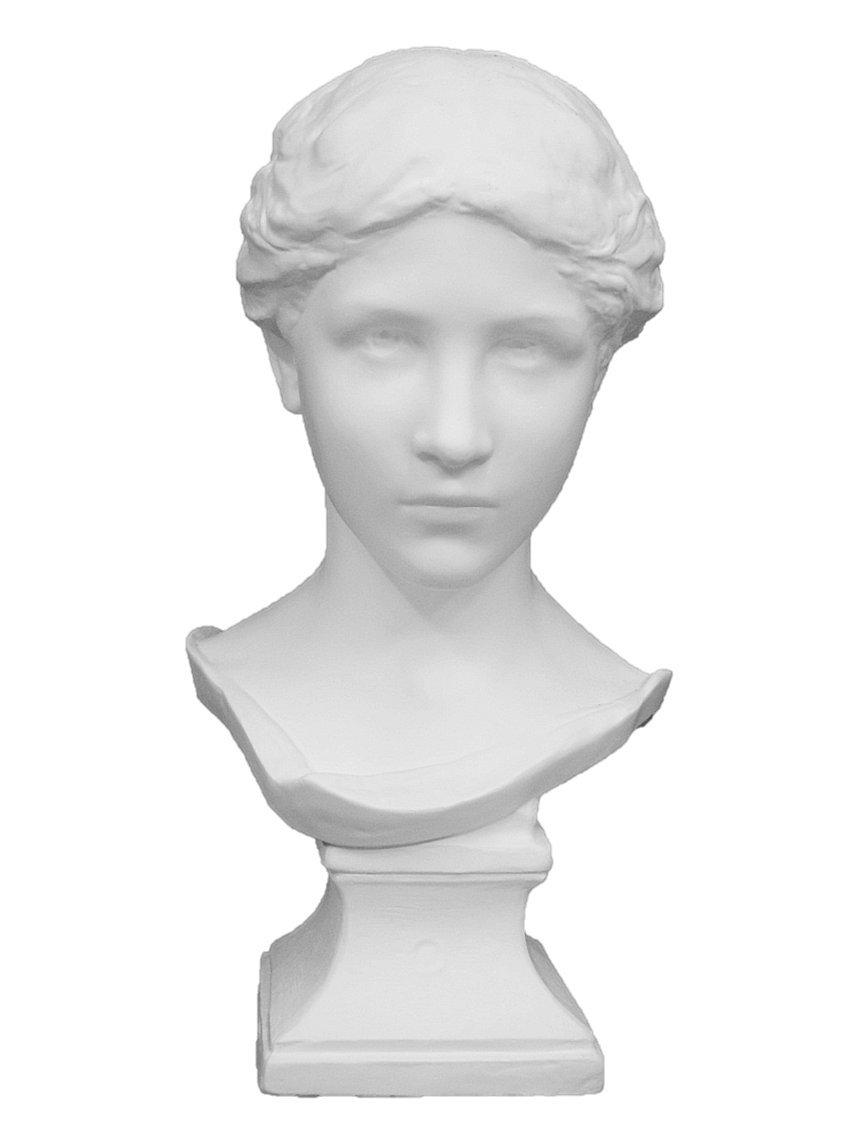 石膏像 K-181 フレンチ胸像 H.49cm B008ESO7W2