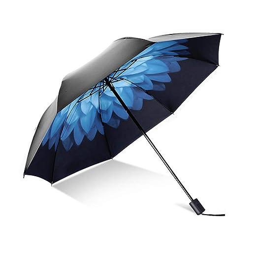 comehai Paraguas Plegable Ligero y Resistente, 1 Punto ...