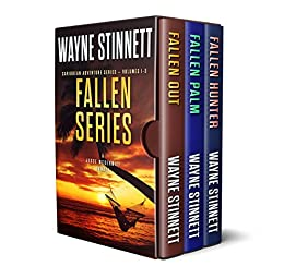 Fallen Series: A Jesse McDermitt Bundle (Caribbean Adventure Series Book 0) by [Stinnett, Wayne]