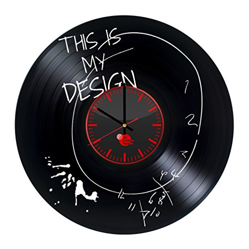 Hannibal This is my Design Vinyl Record Wall Clock - Get uni