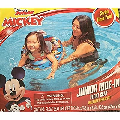 UPD Mickey Jr. Ride-in: Toys & Games