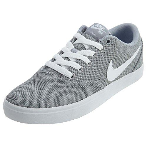 002 Check Women's WMNS Solar Nike Fitness P Grey White Wolf Sb Grey cool CVS Shoes Grey tq4wwZd