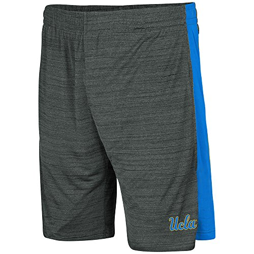 Colosseum Men's UCLA Bruins Festivus Basketball Short, Medium - Ucla Football Rose Bowl