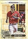 2017 Topps Gypsy Queen #269 Brian Dozier Minnesota Twins Baseball Card