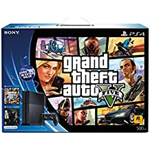 PlayStation 4 Black Friday Bundle - Grand Theft Auto V and The Last of Us Remastered