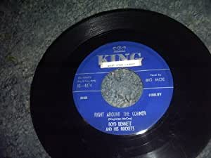 Right Around the Corner-partners for Life 45 Rpm Record