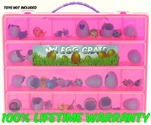 Hatchimals Colleggtibles Storage Organizer - My Egg Crate -