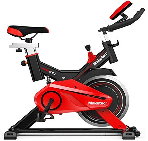 🥇 Maketec Bicicleta Spinning Volante de inercia de 24 Kilos