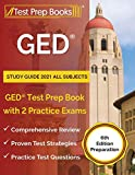 GED Study Guide 2021 All Subjects: GED Test Prep