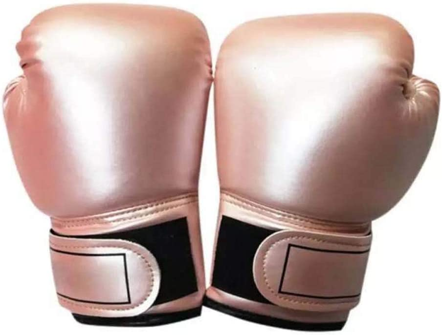 1 Pair Child Boxing Gloves Kids Professional Training Fighting Gloves Muay Thai Sparring Punching Kickboxing Breathable Gloves