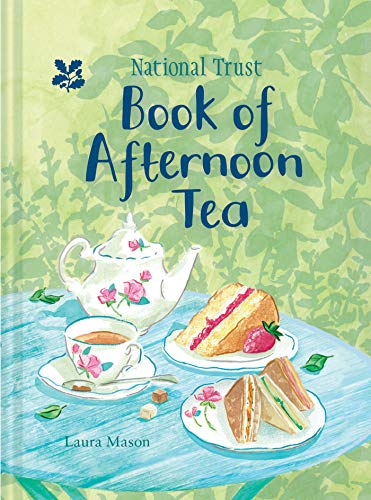 - National Trust Book of Afternoon Tea