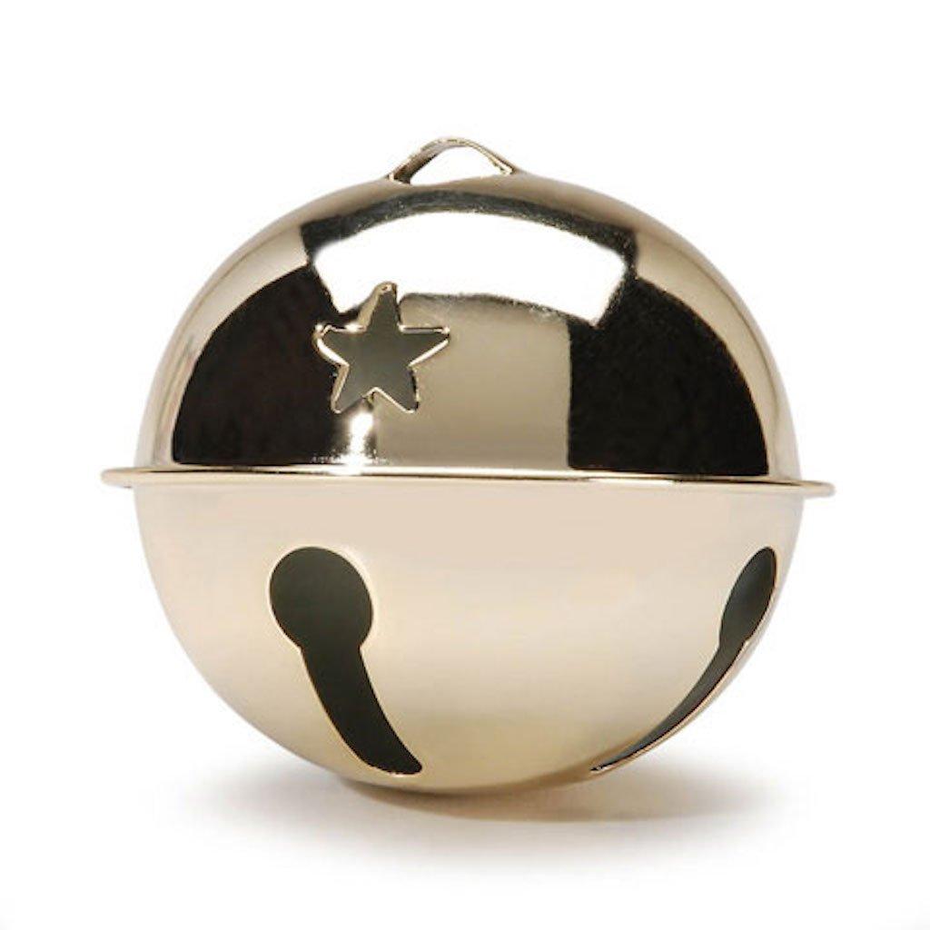 amazon com bulk buy darice diy crafts jingle bell gold with