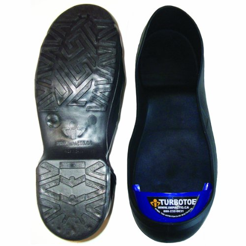 Impacto TTUXL Turbotoe Steel Toe Cap, Blue Toe