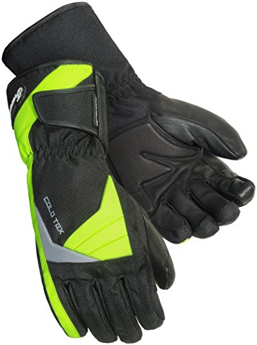 Tourmaster Women's Cold-Tex 3.0 Motorcycle Gloves (Black/...