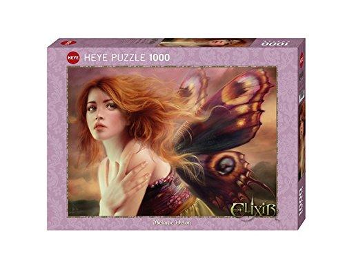 Heye Butterfly Wings 1000 Piece Melani Delon Jigsaw Puzzle