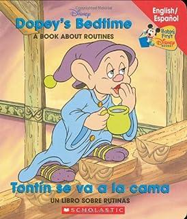 Dopeys Bedtime / Tontín se va a la cama: Dopeys Bedtime / Tontin Se Va
