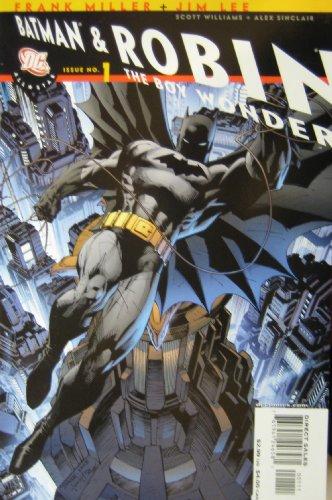 ALL STAR BATMAN & ROBIN, THE BOY WONDER, #1, September 2005 ()