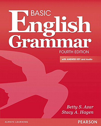 Value Pack: Basic English Grammar Student Book with Audio CD (with Answer Key) and Workbook (4th Edition) by Pearson Education ESL