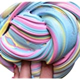 Danapp Ramen Baumwolle Schlamm Schlamm Farbe Plastilin Ton DIY Kristall Schlamm (Eismix Farbe)