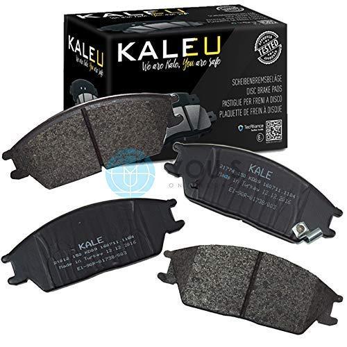Kale 581011CA00 Front Axle Set of Brake Pads Brake Pads: