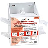 Zenith Safety Products Disposable Lens Cleaning Stations
