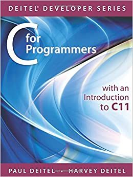 C For Programmers With An Introduction To C11 Epub Descargar Gratis