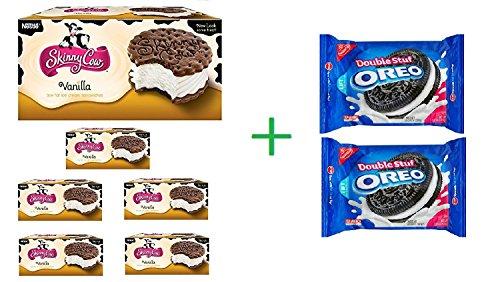 oreo ice cream bar - 8