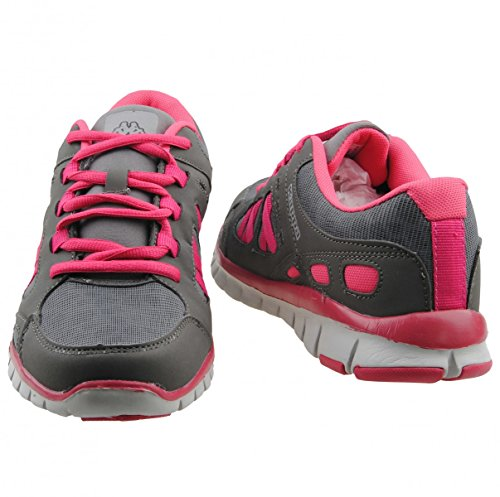 Kappa REFLEX Laufschuhe -241860- Grey/Pink