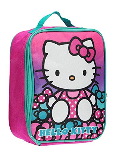 (Hello Kitty Insulated Lunch Bag - Lunch Box)