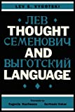 Thought and Language, Lev S. Vygotski, 1614272441