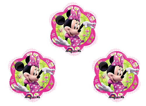 Minnie Teacup (Minnie's Bowtique Minnie Mouse Flower Shaped 18