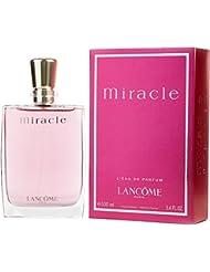 Brand new L A N C O M E Miracle For Women EDP 3.4 Oz.