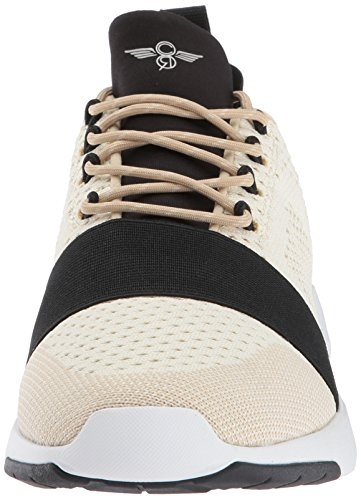 negro Zapatillas natural de W Creative y Recreation negro blanco Ceroni deporte para de mujeres zSqFW6zar