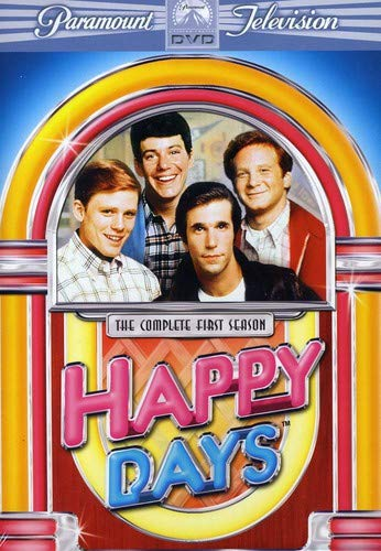 Happy Days - The Complete First Season (Happy Best Friend Day Funny)