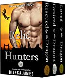 download ebook relic hunters: bbw dragon shifter paranormal romance (the complete trilogy) pdf epub