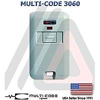 Multi-Code 3060 Remote Garage Door Mini Transmitter Multi-Code by Linear?