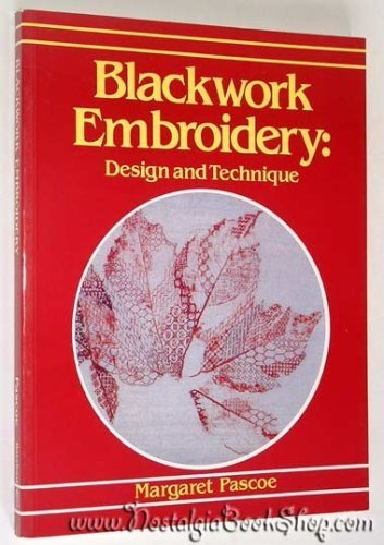 Blackwork Embroidery: Design and Technique
