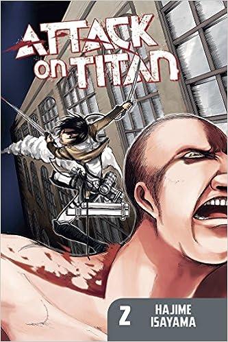amazon attack on titan 2 hajime isayama science fiction