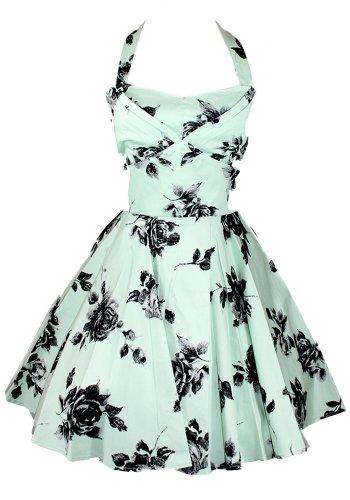 Ixia-Womens-Floral-A-Line-Dress