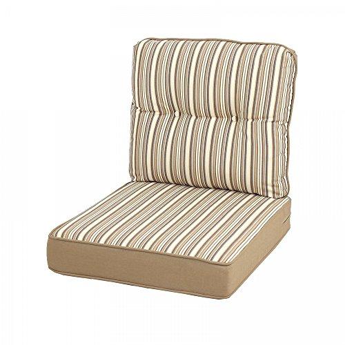 Pinned Onto Patio Cushions