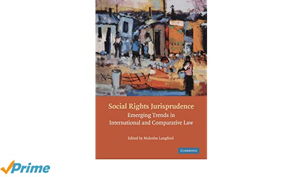 Social Rights Jurisprudence: Emerging Trends in International and Comparative Law