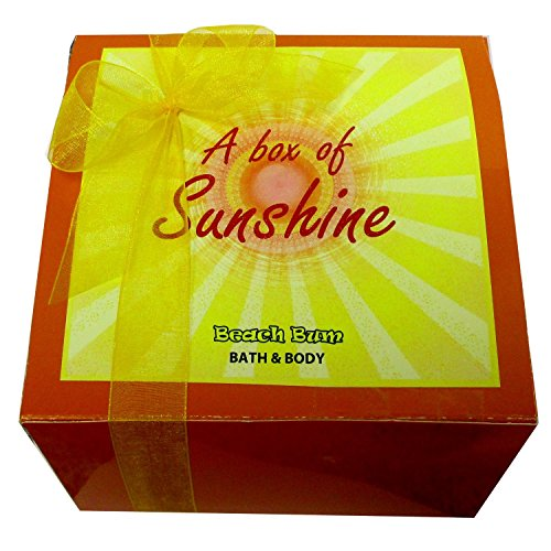 Box of Sunshine Bath & Body Gift Set - Ships FREE! - Sunshine Box