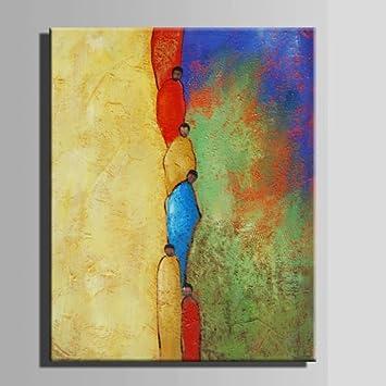 Gut EMLYH 100% Handgemalte Ölgemälde Dekoration Einzelmöbel Wohnzimmer Atelier  Serie Gang, 1 50x70cm